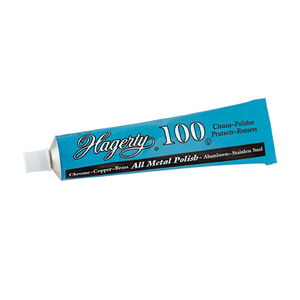 Hagerty 100 All Metal Polish: Super concentrated cleans over 100 surfaces