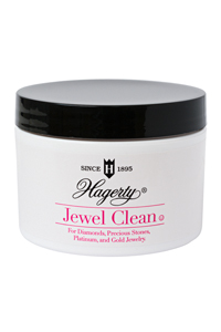 Hagerty Jewel Clean: Gentle, ammonia-free jewelry cleaner for diamonds, gemstones, and gold