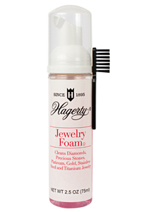 Hagerty Jewelry Foam (pump): Deep clean diamonds, gemstones, gold, and more...