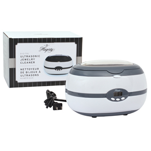 Hagerty Digital Ultra Sonic Jewelry Cleaner: professional, deep clean
