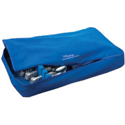 Hagerty Zippered Silver Flatware Storage Drawer Liner: Stores and protects sterling, silver plate, and gold. Locks tarnish out ten times longer!