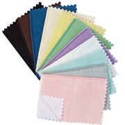 Hagerty Jewelry Polishing Cloths: Order in bulk and customize for special events.