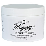 Hagerty Silver Foam: The extra mild silver polish for the very finest sterling, silver plate, and gold.