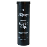 Hagerty Flatware Silver Dip: instant tarnish removal for silver flatware