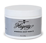 Hagerty Stainless Steel Wash: cleans stainless steel without leaving streaks